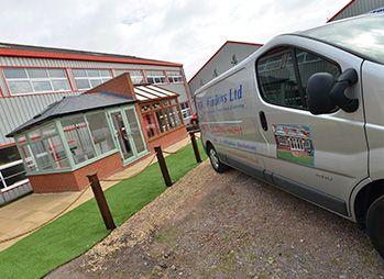Commercial Double Glazing Installers West Midlands