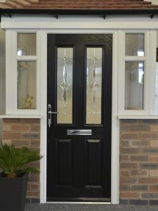 Composite Entrance Doors - Meadow Lane Showroom