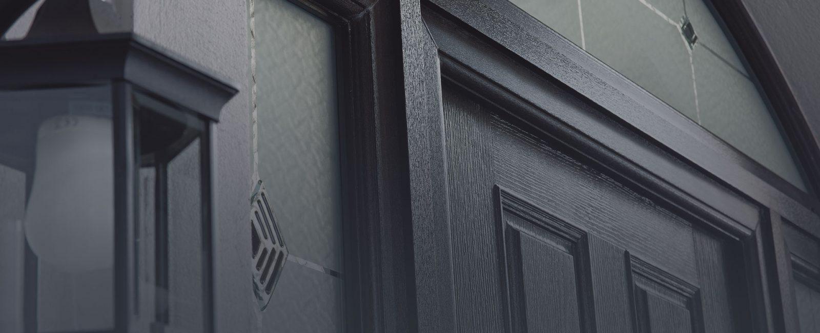 Composite Doors In The West Midlands Dw Windows