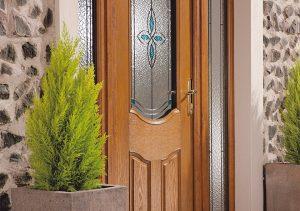 Timber Effect Composite Doors