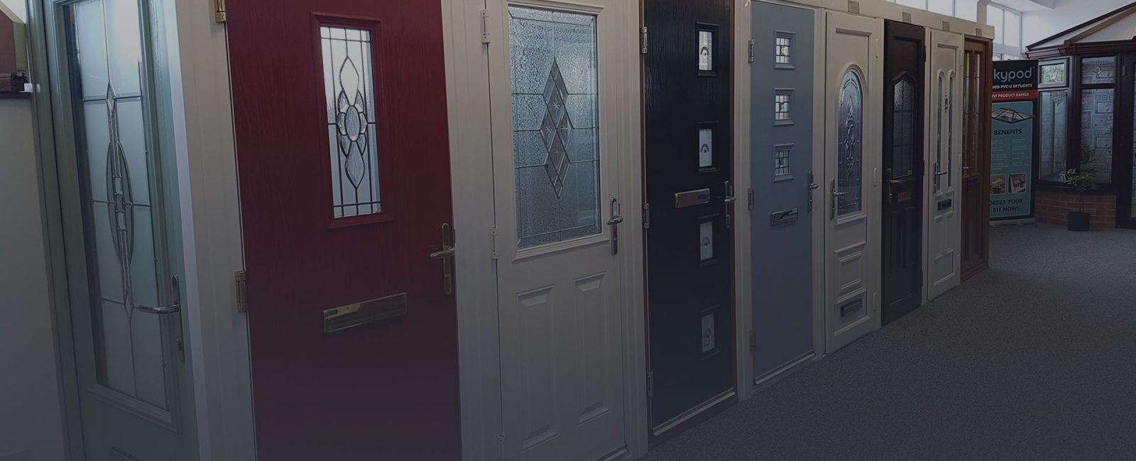 Composite Doors in the West Midlands