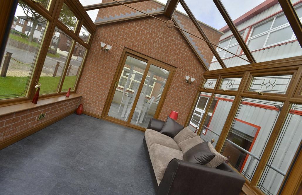 Conservatory Interiors - Meadow Lane Showroom