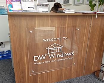 DW Windows Ltd Commercial Projects