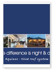 Equinox Tiled Roof Brochure