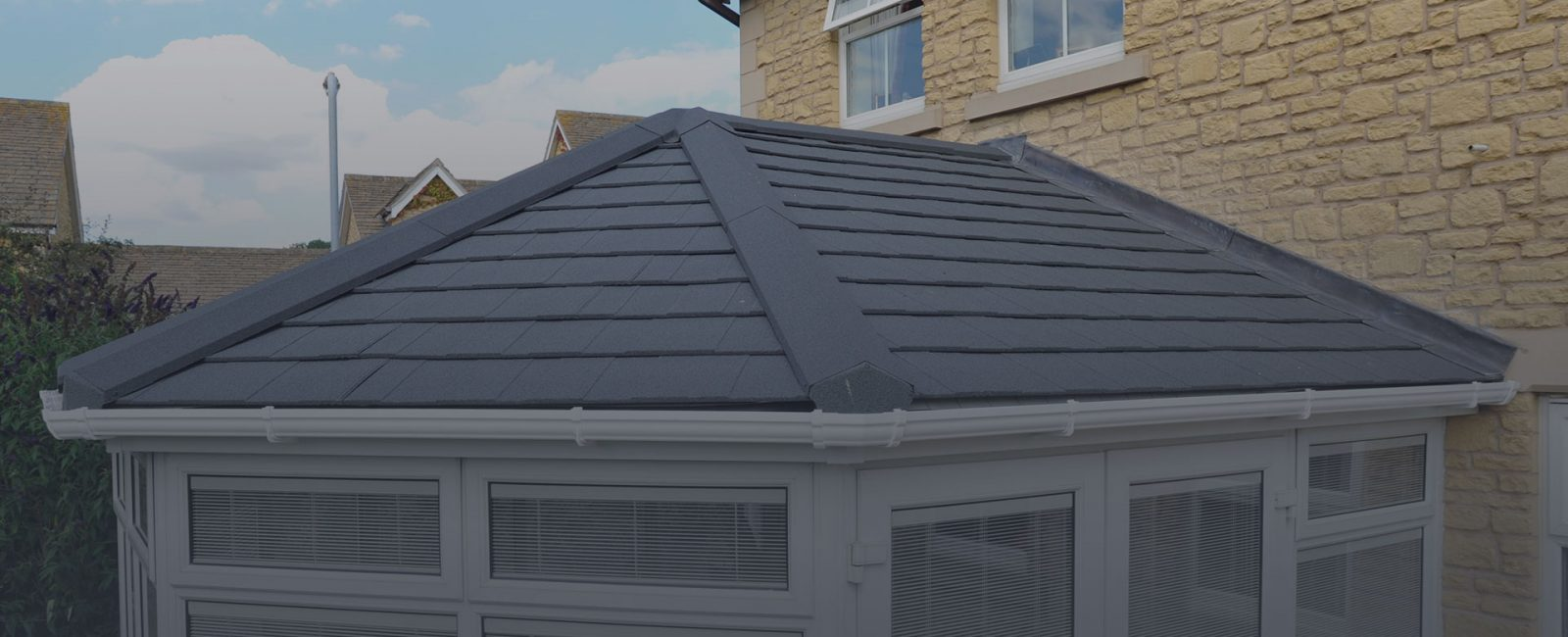 Tiled Roof Glazed Extensions In The West Midlands Dw Windows