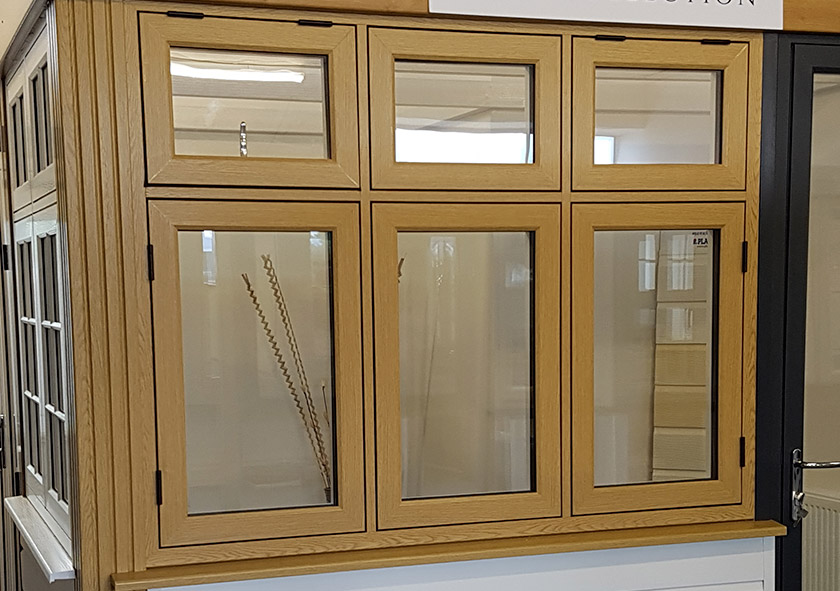 Flush Sash Windows In The West Midlands Dw Windows