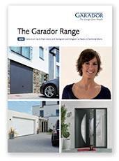 Garador Garage Door Brochure