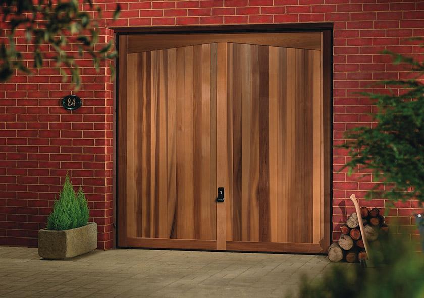 Timber Garage Door Installers