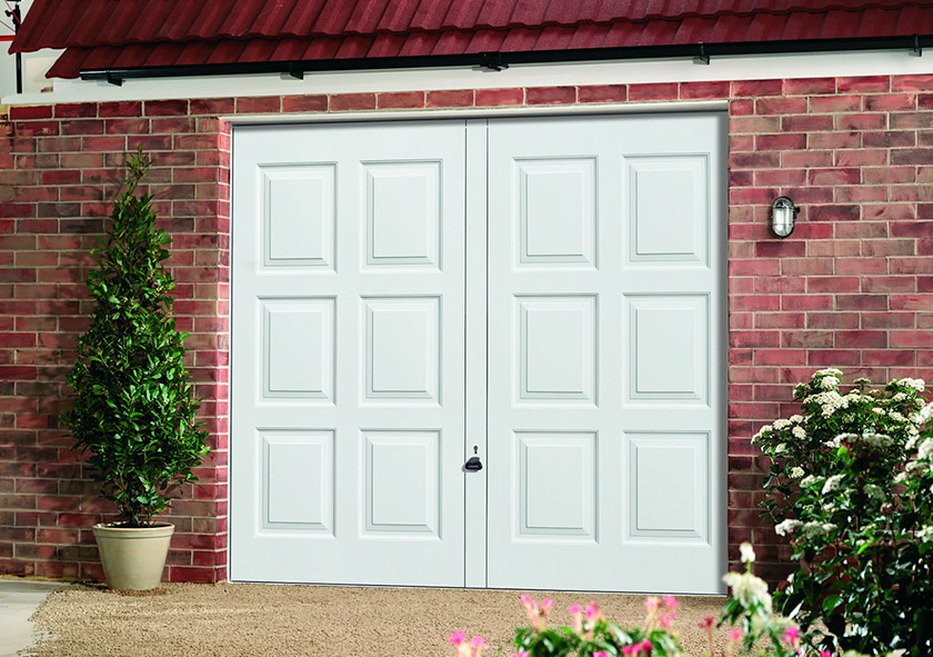 Amusing Side Hinged Garage Doors Walsall Contemporary