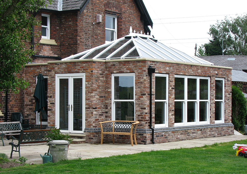 High Quality Orangeries - Livin Room