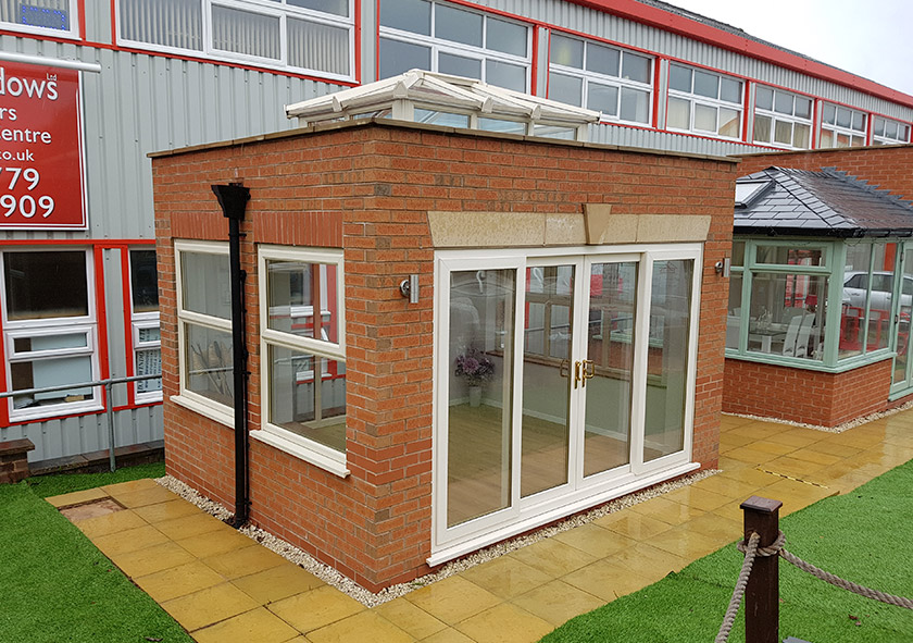 Orangery Design And Build Service Dw Windows