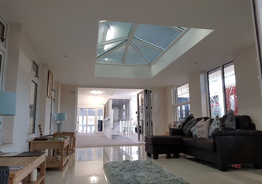 Orangery Design And Build Service Dw Windows