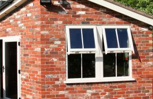 double glazing West Bromwich Run Through Sash Horn Windows in the West Midlands