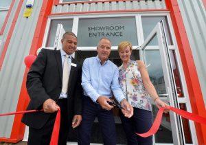 New DW Windows Showroom