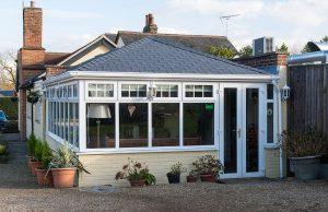 Tiled Conservatory Roof Installers West Midlands