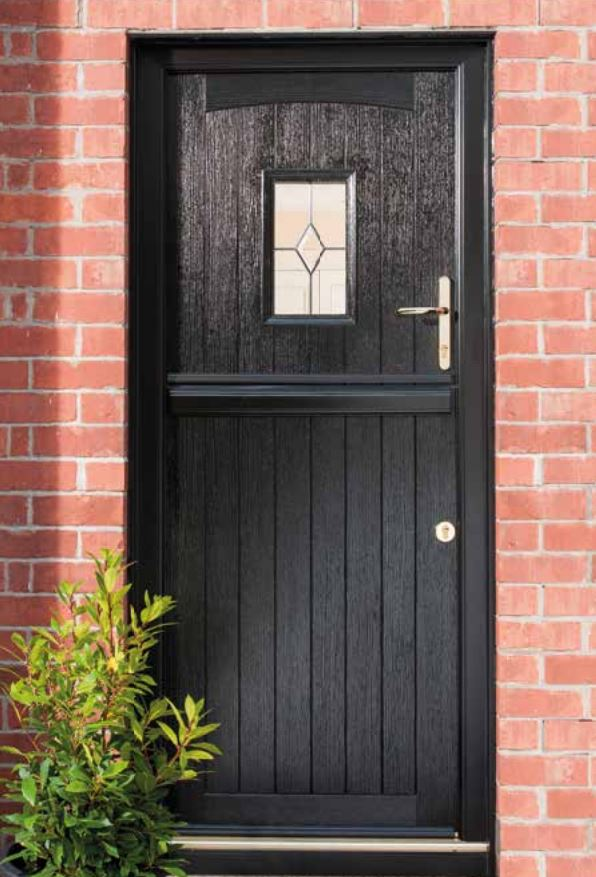Stately Black Doors That Make You Feel Like You Re Living