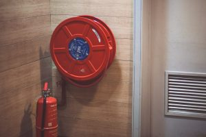 Fire extinger