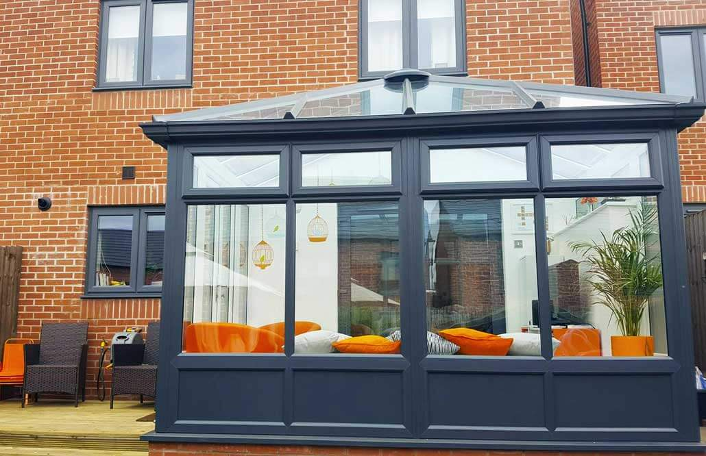 Conservatory Design And Build Service Dw Windows