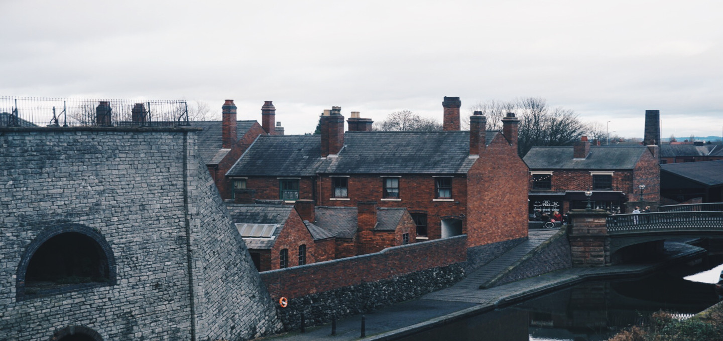 Historic buildings in Dudley