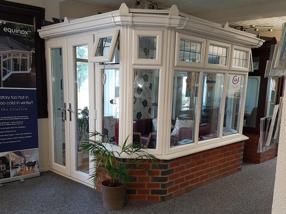 DW Windows Brick Street showroom Victorian